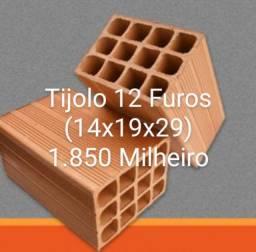 Tijolos construção