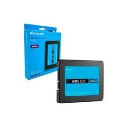 SSD 120GB Multilaser - NOVO - Loja Física