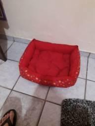 Cama para cachorro nova