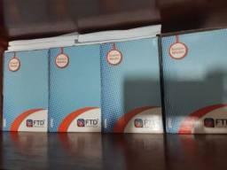 Livros Editora FTD 1° Ensino Médio