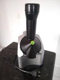 Máquina de sorvete caseiro