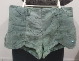 Short verde núm. 40
