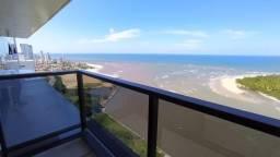 T.C- EDF. Barra home 2 quartos Beira mar para alugar