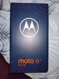 Celular Motorola E 7 plus
