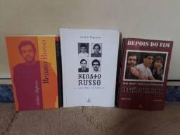 Livros de Legião Urbana e Renato Russo