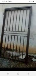 Portão social (pedestre)