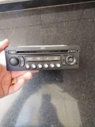Rádio RD4 Citroen/Peugeot