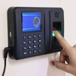 Relógio de Ponto Biométrico |  até 600 funcionários Promoção