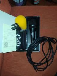 Microfone AKG PS3 Novo