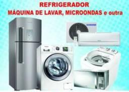 Assistência técnica geladeiras freezers cervejeira lavadoras fogões