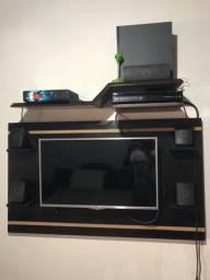 tv lg 32 polegadas com 3d, home theater blu ray lg