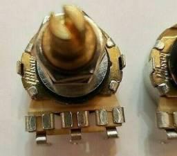 Kit 4 Potenciômetros Gibson
