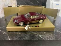 Miniatura Guiloy Astonmartin Db7 Weinrot 1:18 Importada Raro Miniatura Réplica