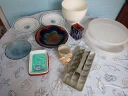 Vendo todas essas peças para uso doméstica ou decoração