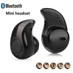 Mini Fone De Ouvido S530 V4.1 Sem Fio Bluetooth Universal