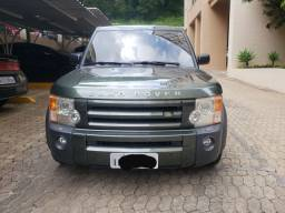 """""""Repasse"""" Land rover Discovery 3 diesel 7 lugares."""