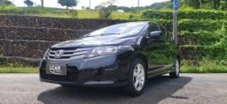 Honda City LX 1.5 - 2010 (Baixo KM)
