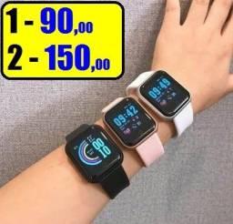 Smartwatch D20 - 90,00 cada / Leia e Descrição e Preste Atenção no Anuncio.