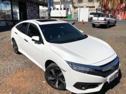 Honda Civic no boleto