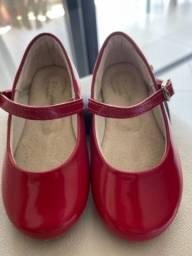Sapato Pampili Vermelho