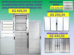 portas e janelas com os melhores preços recebemos na entrega
