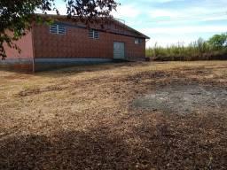 Pavilhão, casa, terreno