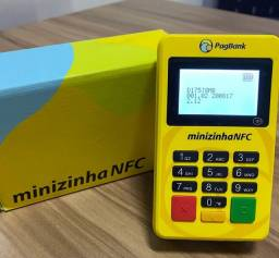 Minizinha NFC  máquina rápida