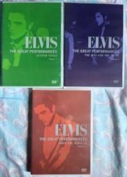 DVDS - ELVIS THE GREAT PERFORMANCES