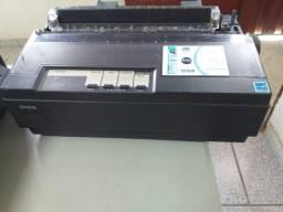impressora matricial LX 300+ii