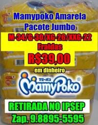 Mamypoko amarela ( nao respondo chat)
