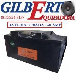 Bateria - Strada 150 Amperes