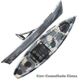 Caiaque Tuna Pro seminovo - Usado 2x
