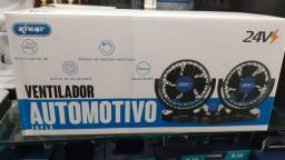 VENTILADOR AUTOMOTIVO KNUP