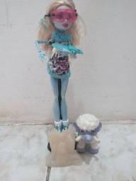 Boneca Monster High Abby