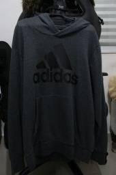 Blusa Adidas Cinza