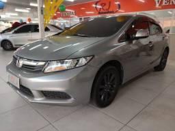 Honda civic 2016 lxs cinza mecanico