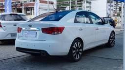 Kia Cerato EX3 1.6 2012 Automático completíssimo