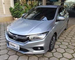 Honda City EXL CVT 4P