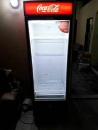 Freezer expositor coca cola 110v