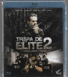 vd029 Blu-ray Tropa De Elite 2 O Inimigo Agora É Outro