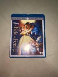 DVD Blu-ray 3D A Bela e a Fera EDIÇÃO DIAMANTE