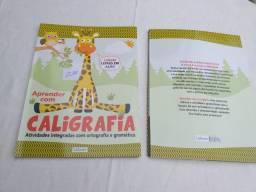 Caligrafia Grande V1 - 120 Páginas