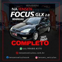 FOCUS 2007/2008 2.0 GLX 16V GASOLINA 4P MANUAL
