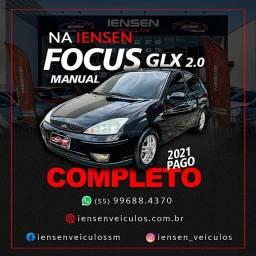 FOCUS 2007/2008 2.0 GLX 16V GASOLINA 4P MANUAL