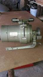 Motor máquina costura industrial semi novo alta rotação