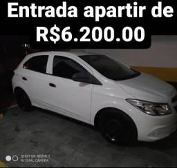 A7-Chevrolet/Onix 1.0 MT JOY.AVISTA OU PARCELADO.