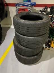 4 pneus 265/60 aro 18