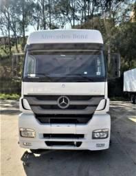 Mercedes Axor 2041 4x2 Teto Alto Automático 2020
