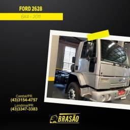 Ford 2628 6x4 2011 motor zero