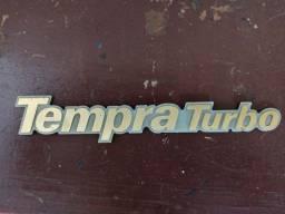 Emblema Tempra turbo
